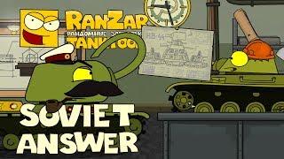 Tanktoon - Sovietska odpoveď