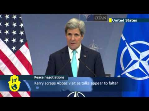 Fate of Pollard uncertain as Kerry cancels visit with Abbas