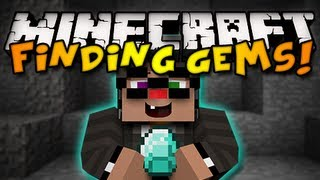 Minecraft: Finding Gems - Ep. 3 (HD)