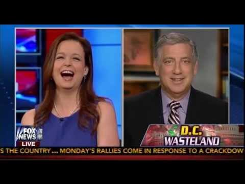 Jenny Beth Martin Joins Sean Hannity on Fox News to Discuss Government's Wasteful Spending