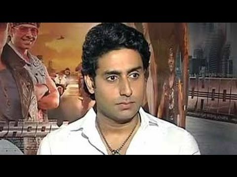 Body doubles are always used for dangerous stunts: Abhishek Bachchan