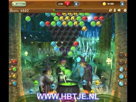Bubble Witch Saga level 41