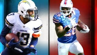 San Diego Chargers Vs Buffalo Bills WEEK 3 NFL PREVIEW