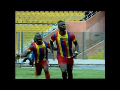 VIDEO: Watch all the goals in Hearts of Oak's 2-1 win over Wa All Stars