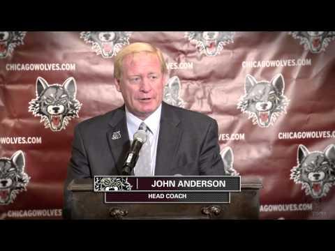 John Anderson Press Conference