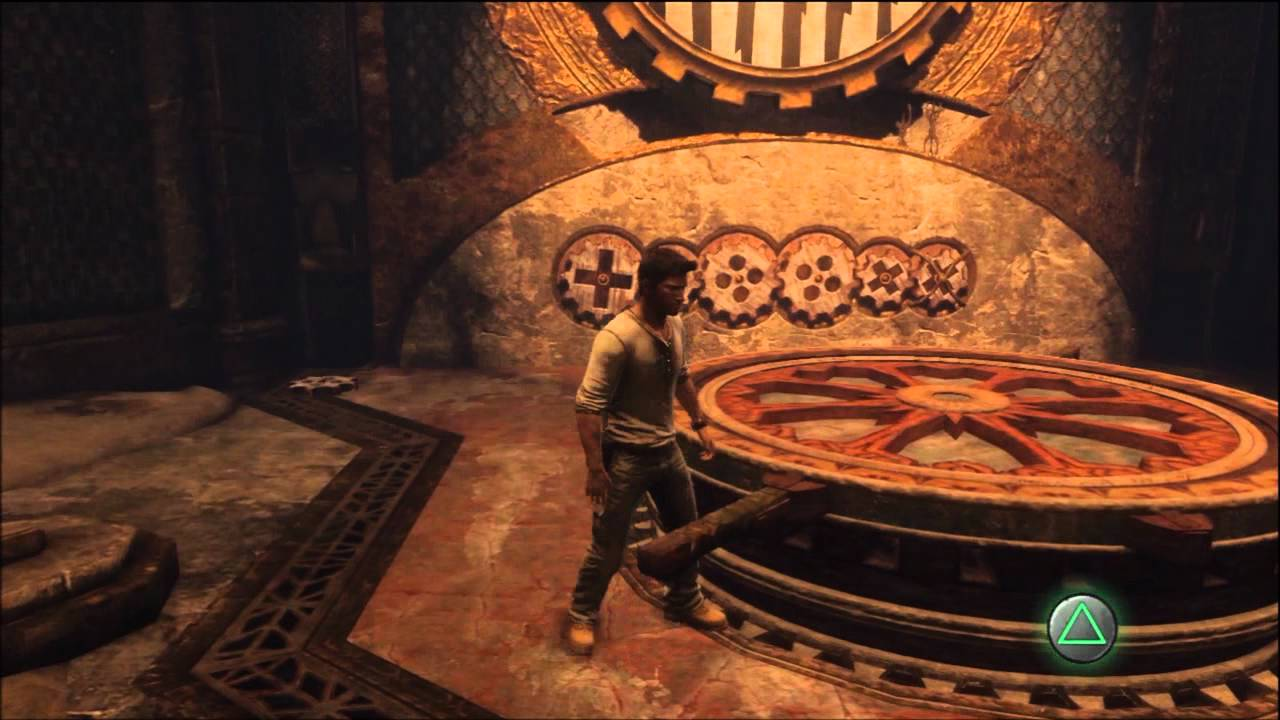 Uncharted 3: Chapter 11- As Above, So Below Pt. 1 ...