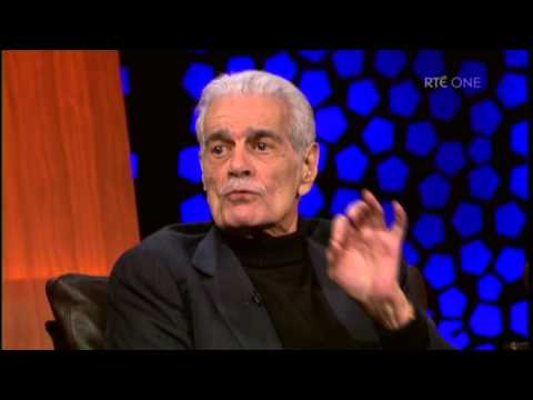 Omar Sharif talks Peter O'Toole and Lawrence of Arabia | The Late Late Show | RTÉ One