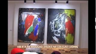 Exposi��o na capital  re�ne pe�as do acervo de Peter Ludwing