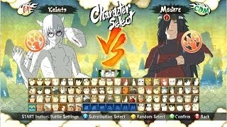 How To Unlock All Characters In Naruto Ultimate Ninja