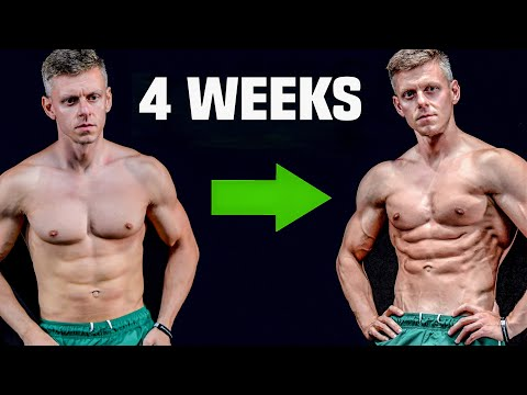 4-Weeks Body Transformation Workout You Should Try!
