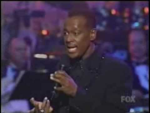 Luther Vandross: Smokey Robinson tribute medley! (Live)