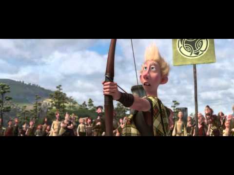Trailer Phim Brave (Công Chúa Tóc Xù) [HD] - 3dbox.vn
