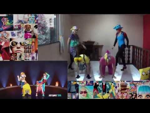 4x4 - Just Dance 2015