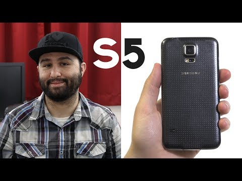Samsung Galaxy S5: Top 5 Features (Exclusive Hands-On)