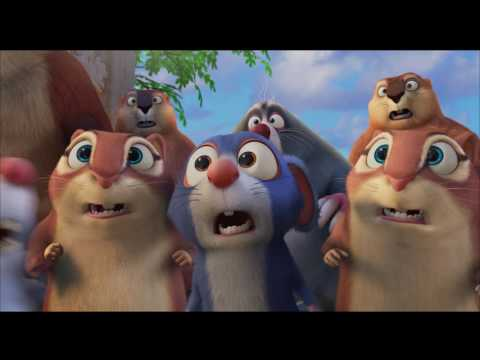 Veľká oriešková lúpež 2 - trailer na kino rozprávku