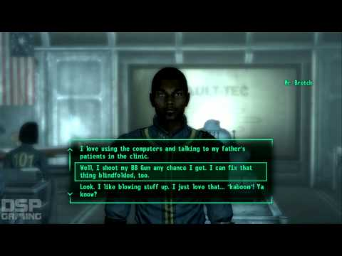 Fallout 3 playthrough pt5
