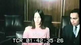 Susan Atkins Raw News Footage Charles Manson Family Helter