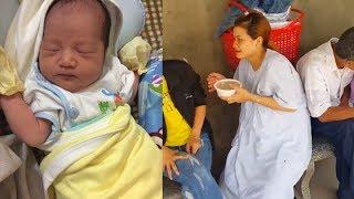 Hi hữu ở Nghệ An: Cô dâu sinh con trong ngày cưới của chính mình! [Tin mới Người Nổi Tiếng