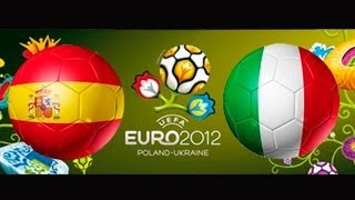 Final España Vs Italia Euro 2012 Fifa12