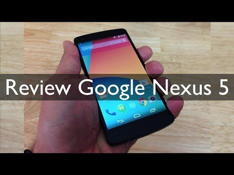 Review Google Nexus 5 - Análisis completo
