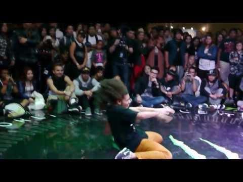ALL STYLES FINAL Jet-li vs Mufasa (World of dance 2013)
