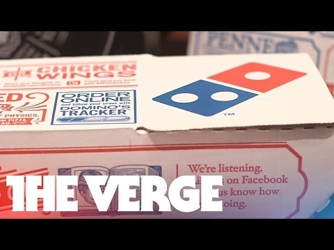 Hands-on with the Ford Sync Dominos pizza app