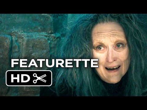 Into The Woods Featurette - Stay With Me (2015) - Meryl Streep Musical HD