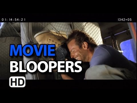 The A-Team - Part 2 (2010) Bloopers Outtakes Gag Reel with Bradley Cooper & Jessica Biel