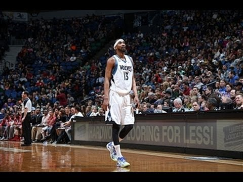 Corey Brewer's 51-Point Game! Watch Every Made Field Goal!