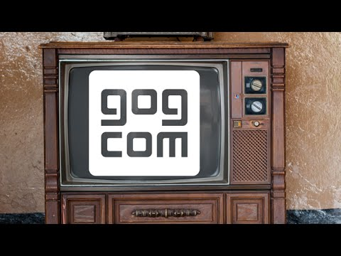 Good Old Games (GOG.com) Offering Movies - #CUPodcast