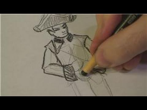 Pirate Hat Drawing Drawing Lessons : How ...
