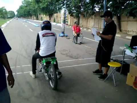 DRAG BIKE IFO MOTOR SPORTS 2011 SERI KE-2 - YouTube