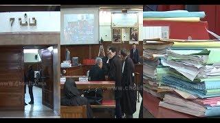 حصـــري و بالفيديو..هذا ما وقع داخل محكمة الاستئناف بالبيضاء قبل وصول الزفزافي ورفاقه |