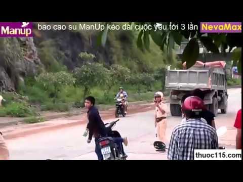 cảnh sát giao thông bị đánh như phim hành động Mỹ Thái Lan hay nhất 2012 2013