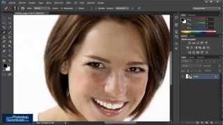 Técnica de Retoque y Suavizado de piel en Photoshop