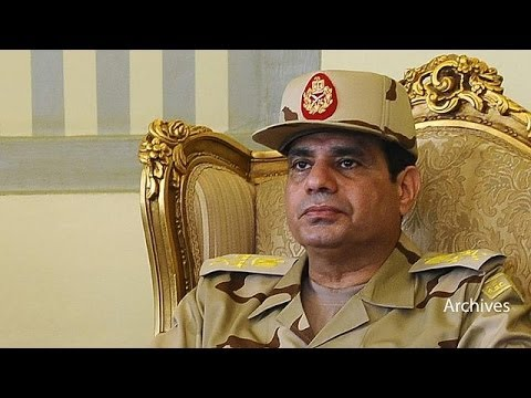 Al-Sisi bid to preside over Egypt echoes militarism