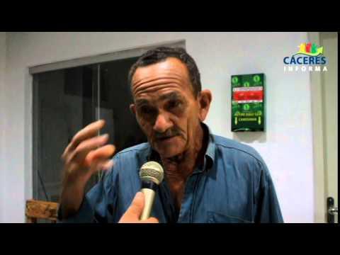 Presidentes dos Bairros da UCAM se reunem com o prefeito de Cáceres