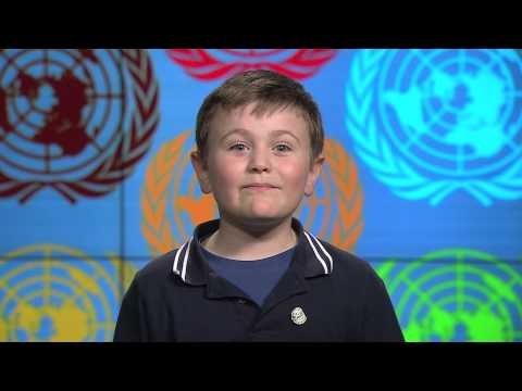 UN Secretary-General Message, World Autism Awareness Day, 2014