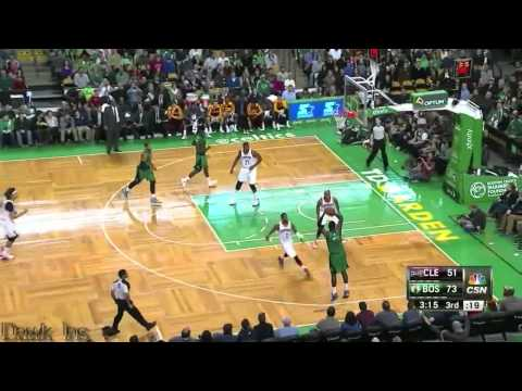 Jeff Green Boston Celtics Highlights-2013/14 Season