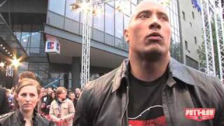 Fast & Furious Five Deutschland-Premiere In Köln