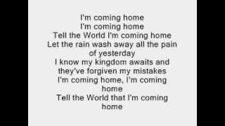 I'm Coming Home By P. Diddy With Lyrics