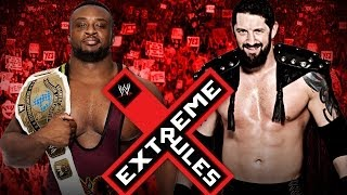 Bad News Barrett Vs. Big E Extreme Rules 2014 WWE 2K14