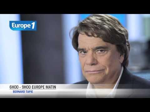 Le coup de gueule de Bernard Tapie, les écoutes de Nicolas Sarkozy ... Voici le zapping matin !