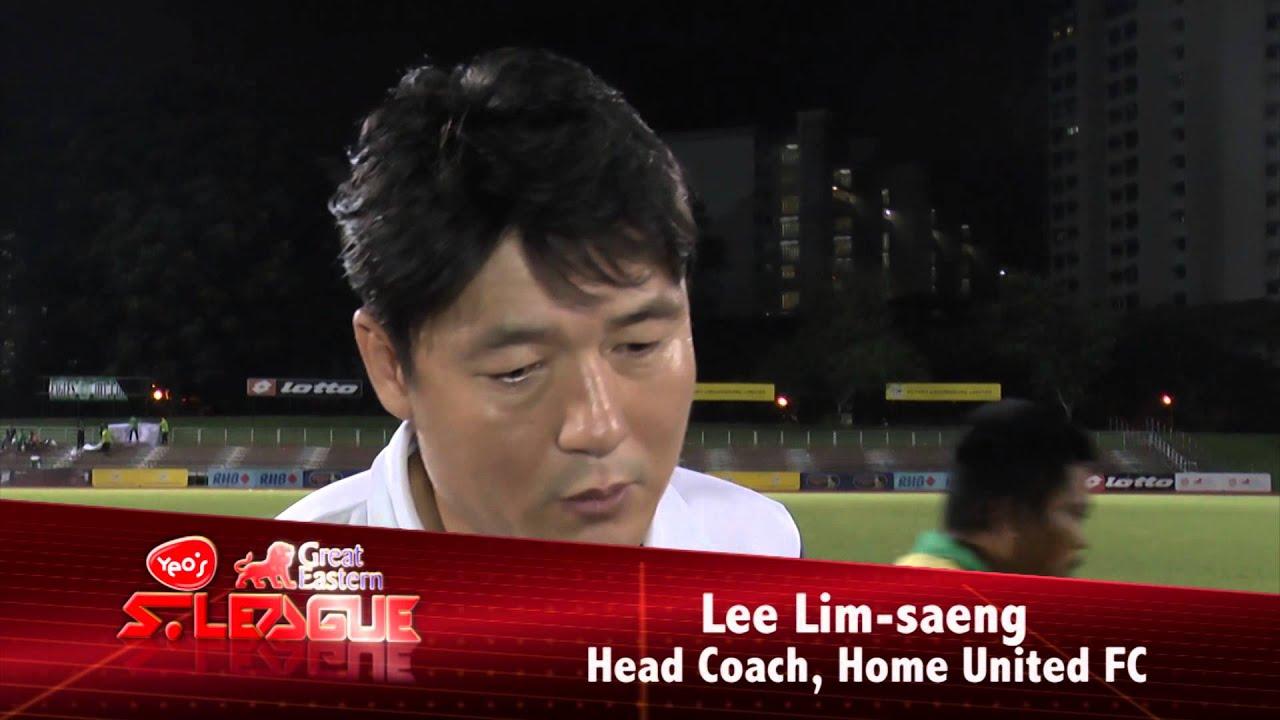 Geylang United FC 1-4 Home United FC