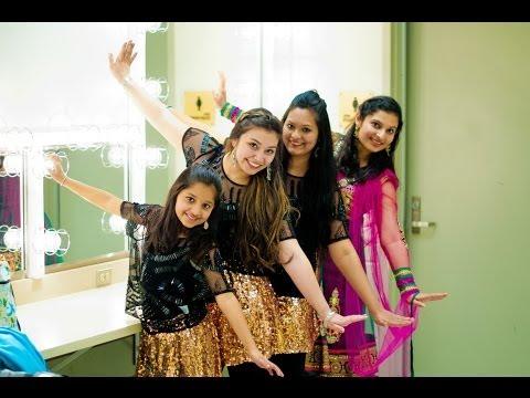 1234 Get on the Dance Floor - Nupur Dancing Superstars - SGCS Diwali 2013