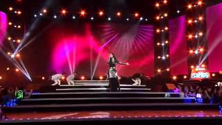 Persembahan Terbaik Shila Amzah 2014 Di QQ Music Awards