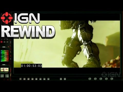 Halo 4: First Look - IGN Rewind Theater