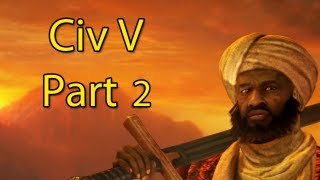 I Felt Like Playing: Civilization V: Brave New World - Episode 2