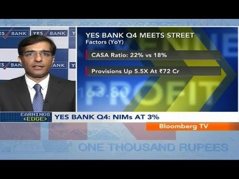 In Business- Hope To Grow Loan Bk By 20%: Yes Bank