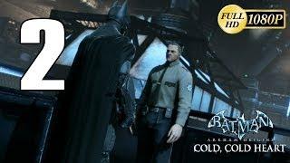 Batman Arkham Origins Cold, Cold Heart DLC Walkthrough